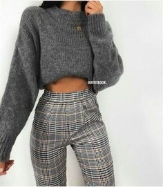 Mode Outfits fur Teenager 50 chic and casual winter outfits for teenage girls . 50 chic and casual Winter Outfits For Teen Girls, Casual Winter Outfits, Outfits For Teens, Trendy Outfits, Fall Outfits, Chic Outfits, Casual Fall, Fashion For Teens, Gray Outfits