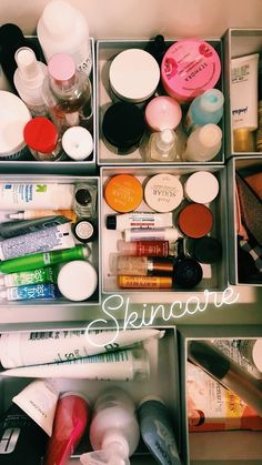 One fantastic Skin Care regimen to ponder on. For extra proper skin care routine ideas, please pop by this pin reference 1203100329 today! Skin Care Regimen, Skin Care Tips, Beauty Care, Beauty Skin, Korean Skincare, Makeup Organization, Skin Makeup, Body Care, Hello Kitty