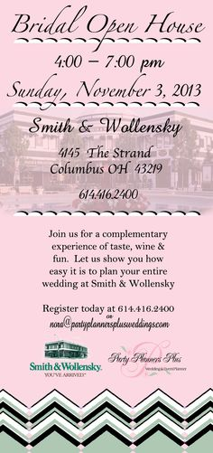 Party Planners Plus WeddingPlanner ColumbusWeddings Columbus