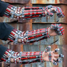 We have seen a few fancy Exo-Arms in the past. This LEGO ExoArm by Milan Sekiz is quite special though. Sure, it does not make you a super human, nor does it help reduce the fatigue associated with taking on tough tasks, but it is very well done. Milan is