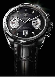 TAG Heuer Grand Carrera.