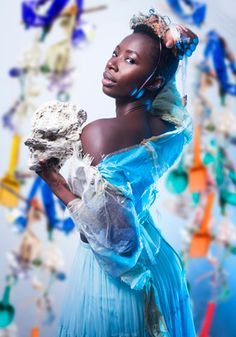 Save the Ocean from Plastic by Helle Navratil Photography Creative Portraits, Disney Characters, Fictional Characters, Ocean, Plastic, Disney Princess, Photography, Art, Art Background