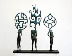 John Buck - Artists - Austin Art Projects