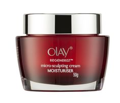 Olay' Regenerist Micro-Sculpting Cream 2014 winner Harpers, Cosmo (also 2015), Good House Keeping (also 2015), Dr Oz, The Good Life, Redbook(also 2015), Elle