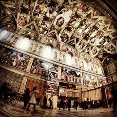 Cappella Sistina in Città del Vaticano