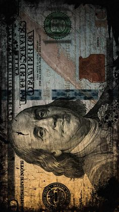 Old Dollar Bill - IPhone Wallpapers