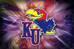 Kansas Jayhawks basketball! Rock em Chalk em.