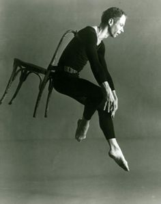 Merce Cunningham, Antic Meet, 1958