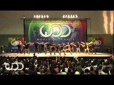 World of Dance LA 2012: 1st Place GRV