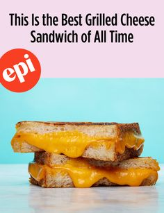4 Easy Ways to Make the Best Grilled Cheese of All Time Best Grilled Cheese Sandwich Recipe, Best Sandwich Recipes, Sandwich Ideas, Cheesy Recipes, Food Articles, Hot Dog Buns, Breakfast Ideas, The Best, Grilling
