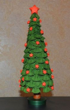 Елочка из макарон своими руками Advent Calendar, Christmas Ornaments, Holiday Decor, Gifts, Handmade, Design, Home Decor, Religion, Craft