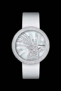 25bfb0da0f Los Relojes Métiers d'Art Coromandel y Lesage - CHANEL