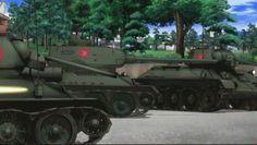 ガルパン劇場版に見る、エフェクトに込められた技術と意味 : GOMI☆STATION.3625