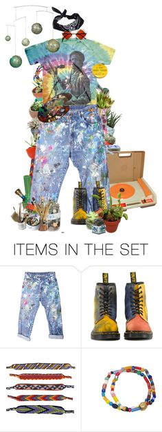 """""""Plant Ladies are the new Cat Ladies"""" by causingpanicatthetheater on Polyvore featuring art and vintage"""