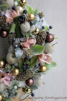 A na zakończenie... Christmas Wreaths, Wedding Flowers, Holiday Decor, Home Decor, Decoration Home, Room Decor, Home Interior Design, Home Decoration, Bridal Flowers