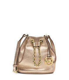86bbde7b8b25 MICHAEL Michael Kors Frankie Drawstring Cross-Body Bag