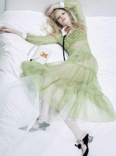 lisa401971:  ELLE UK March 2016 Model: Olivia Hamilton  Photographer: Kai Z. Feng  Stylist: Anne-Marie Curtis