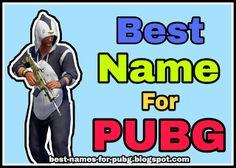 Best Name For Pubg Cool Gamer Names Cool Names Gamer Names