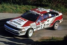 Classic Car News Pics And Videos From Around The World Toyota Cars, Toyota Celica, Cool Car Pictures, Car Pics, Rally Raid, Japanese Cars, Car And Driver, Car Car, Cars Motorcycles