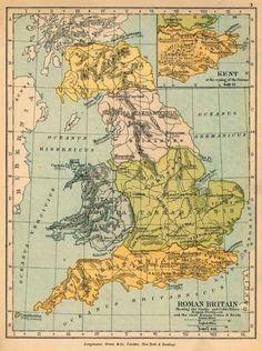 Roman Britain   by bronnerz