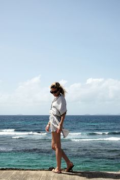 Breezing through Bequia