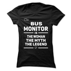 Love being A BUS MONITOR T Shirts, Hoodies, Sweatshirts