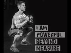 Easy Kettlebell Training and Exercise information. Kettlebell exercises and training advice for beginners to pros. Lose weight and tone and firm your body with kettlebells. Powerful Beyond Measure, Kettlebell Training, Lose Weight, Weight Loss, Great Videos, Safety Tips, Exercise, Workout, Motivation