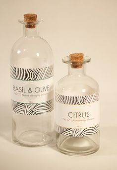 Burke & Hare | Package design, shampoo bottles by Christian Cardenas, via Behance