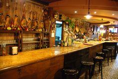 Ruta de la Tapa de Lucena. Cervecería Plaza Mayor. Interior