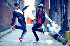 hiphop will always be my first dance love<3