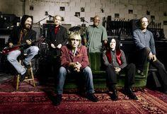 Mike Campbell, Benmont Tench, Tom Petty, Steve Farrone, Ron Blair & Scott Thurston