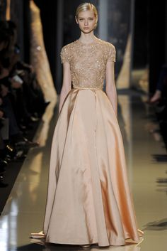 Elie Saab - Haute Couture Spring/Summer 2013♥