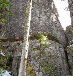 """An ancient """"super-megalithic"""" site has been found in Gornaya Shoria (Mount Shoria) in southern Siberia."""