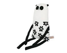 ON SALE 25% OFF Toy Panda One of a Kind Art Doll Panda от poosac