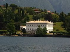 Villa Melzi is located in the popular town of Bellagio on lake Como. This villa was built for the count Melzi d'Eril at the beginning of the XVIII century and it is still inhabited by his offspring.