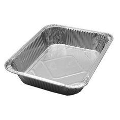 Half Size Deep Aluminum Pan