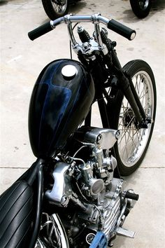 Bobber Inspiration | Knucklehead | Bobbers and Custom Motorcycles