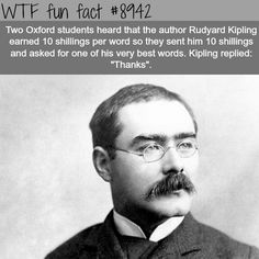 The very best word - WTF fun fact