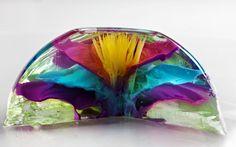 dessert mexicain gelatinas à base de fleurs comestibles-mexican jello shots based on edible flowers