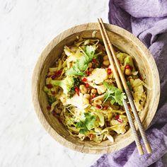 Tofu, Ramen, Good Food, Tableware, Ethnic Recipes, Kitchen, Dinnerware, Cooking, Tablewares