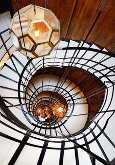 cotton house hotel in barcelona our famous spiral staircase built in the 1950s