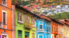 Quito, Ecuador Would love to live here again!