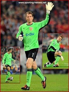 Jens Lehmann - VFB Stuttgart - UEFA Champions League 2009/10