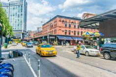 View from Meatpacking District