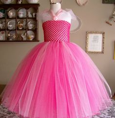 Sleeping Beauty - Aurora Tutu Dress
