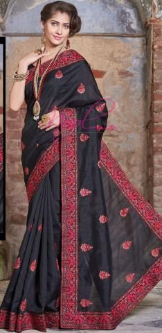 9b046351ed 142 Best Bhagalpuri Silk Saree images in 2018 | Silk, Silk sarees, Saree