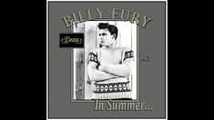 Billy Fury - In Summer (1963) Billy Fury, Thoughts Of You, Rock And Roll, Two By Two, Singer, Rock Roll, Singers, Rock N Roll