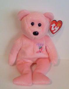 Ty Beanie BABY   MUM   The Bear- Retired   MWMT- Birthday May 13 fe4503171e26