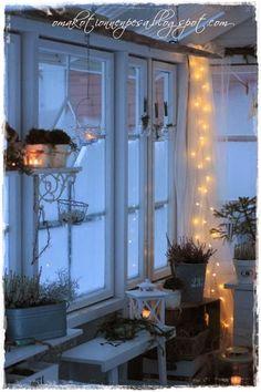 Oma koti onnenpesä: Joulunrauhaa