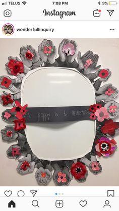 Remembrance Day Activities, Veterans Day Activities, Remembrance Day Poppy, Autumn Activities, Art Activities, Poppy Day Activities Eyfs, Art Drawings For Kids, Art For Kids, Grade 1 Art